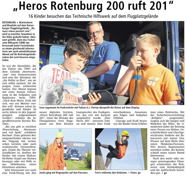 Rotenburger Kreiszeitung23-07-2013
